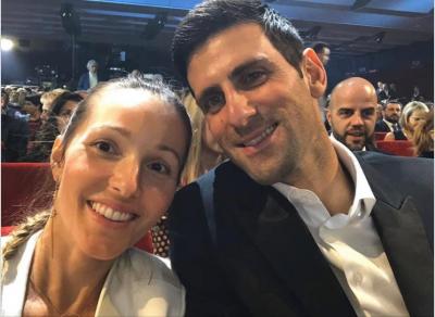 Djokovic a Sanremo: dal Challenger al Festival in 15 anni