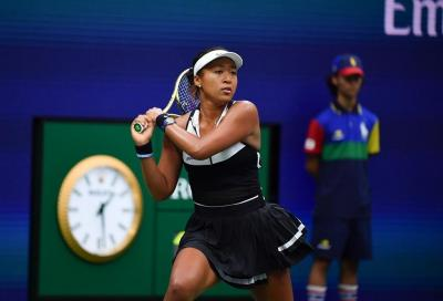 La Fed Cup fa piangere Naomi Osaka