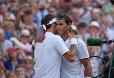 """Federer e Nadal campioni di beneficenza: il """"Match in Africa"""" è già da record"""