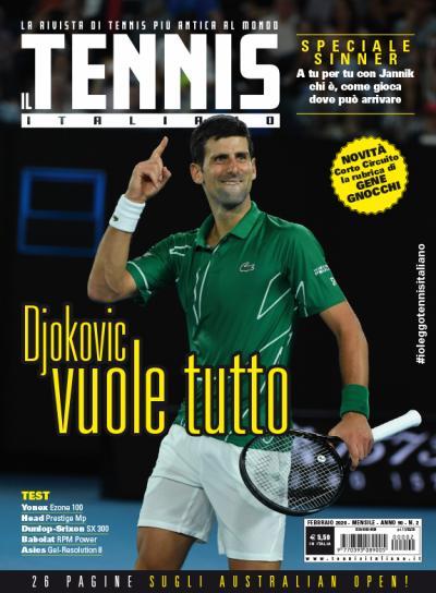 Novak Djokovic a caccia di record