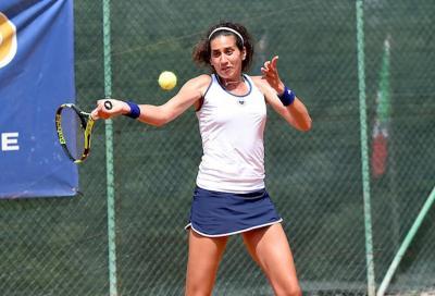 Martina Di Giuseppe: «Mi diverto facendo ciò che amo, ma non c'è solo il tennis»