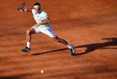 Federer, nella programmazione del 2020 c'è Roma