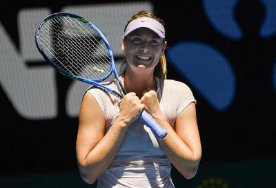 """Maria Sharapova si ritira: """"Dico addio al tennis"""""""