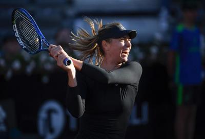 """""""Tennis, ti sto dicendo addio"""". Il saluto finale di Maria Sharapova"""
