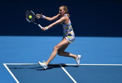 Kvitova e Sabalenka, tennis da top 10 che vale la finale di Doha