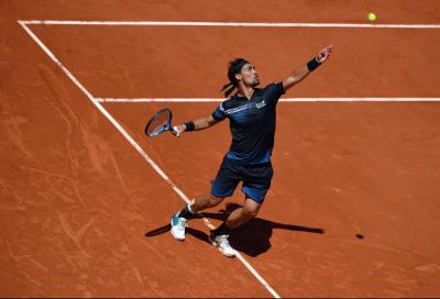 Coppa Davis: l'Italia vola sul 2-0 con Fognini e Mager