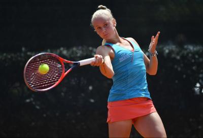 Gli azzurrini del tennis rientrano dal Marocco