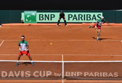Coppa Davis,  Fognini-Bolelli regalano le Finals all'Italia
