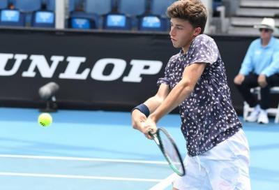 Luca Nardi, primo sigillo nel tennis dei grandi
