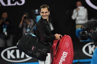 "Roger Federer si riprende i diritti per il logo ""RF"""