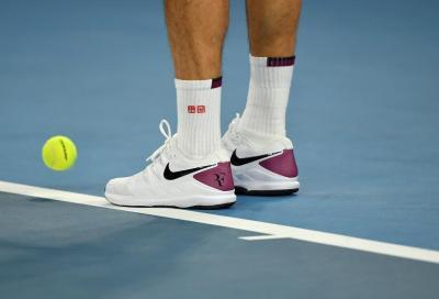 Il movimento dei piedi al servizio. Federer docet