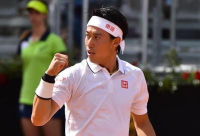 Nishikori si allena con Chang: rientro più vicino