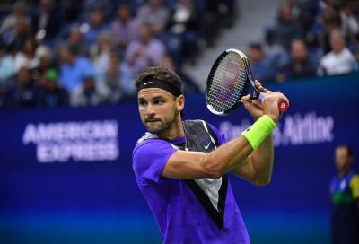 Il WTT annuncia Grigor Dimitrov dopo aver perso Maria Sharapova