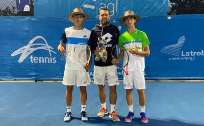 Gigante, Cobolli e Sensi: come vivono lo stop i ragazzi della Rome Tennis Academy