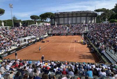 Internazionali d'Italia sospesi: biglietti ancora non rimborsabili