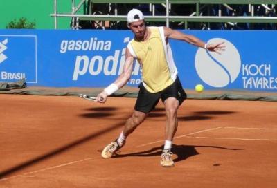 Francesco Aldi, dallo scalpo di Roddick alla finale di Sanremo contro Fognini