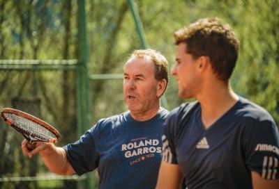 """Gunter Bresnik al veleno contro Thiem: """"Senza di me sarebbe un giocatore da Futures"""""""
