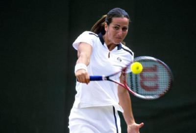 """Silvia Farina a tutto Wimbledon: """"Il numero 17 a me portò bene"""""""