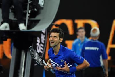 Novak Djokovic e la donazione per un ospedale di Bergamo