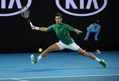 La proposta di Djokovic per aiutare i tennisti fuori dalla top 100. Nadal e Federer favorevoli