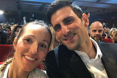 Jelena Djokovic condivide un video bufala sul 5G: Instagram nasconde il post