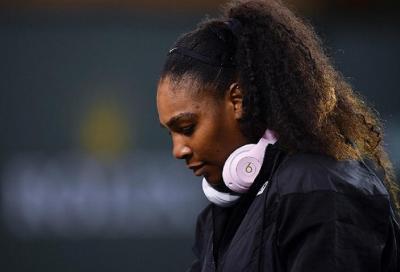 Fusione Atp-Wta, Serena bacchetta Federer ma poi cancella tweet