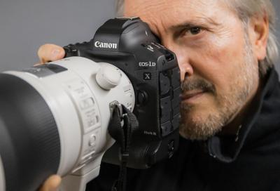 """Giorgio Maiozzi: """"Io fotografo presi un warning durante un match di Coppa Davis"""""""