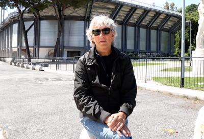 Riccardo Luna: «Panatta il mio eroe, solo il Foro dà certi brividi. Il tennis? Non cambierà»