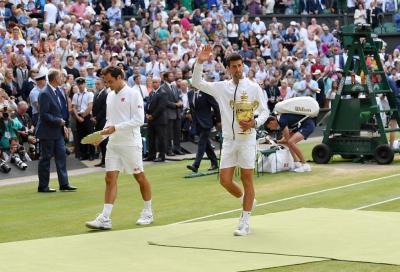 Djokovic avvisa Federer: