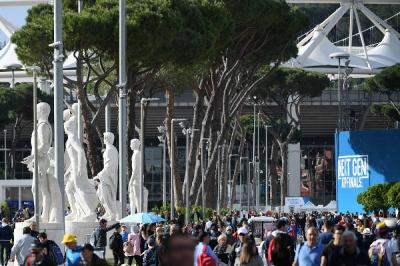 Internazionali d'Italia: a metà giugno si spera di poter confermare l'evento di settembre