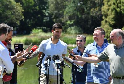 Novak Djokovic dà vita all'Adria Tour. Già confermati Thiem e Dimitrov