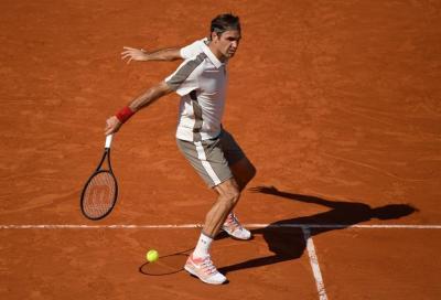 Federer a Kuerten: