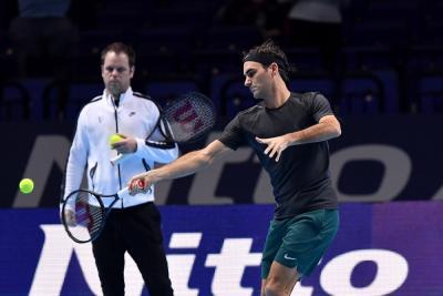 """Luthi: """"Per Federer non è necessario allenarsi troppo"""""""