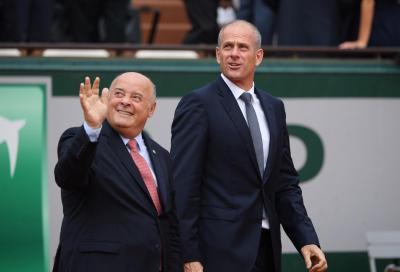 """Guy Forget: """"Con le luci sui campi al Roland Garros si può giocare fino alle 23"""""""