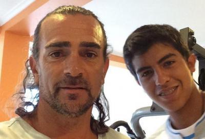 """Caso Pérez Roldán, parla il papà: """"Non mi difenderò, sono questioni personali"""""""