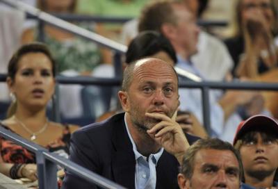 Binaghi fiducioso per la fase 3 del tennis: