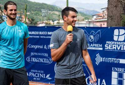 Luca Margaroli, da giocatore ad organizzatore: