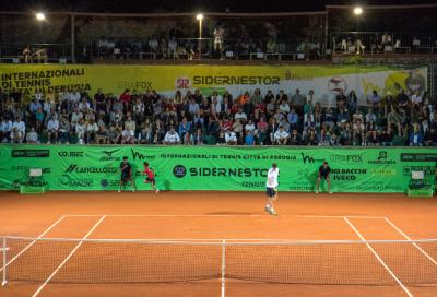"""Presentata la seconda tappa del MEF Tennis Tour: """"A Perugia livello più alto dei Challenger"""""""