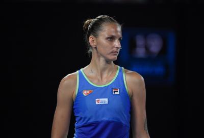 """Karolina Plsikova: """"Per Federer giocare senza pubblico una novità, per noi ragazze no"""""""