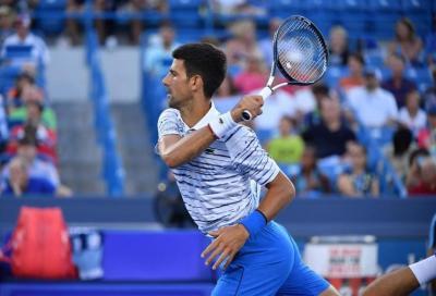 """Novak Djokovic: """"Niente di certo sugli U.S Open, se si giocherà regole speciali"""""""