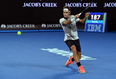 La luce dopo l'ora più buia, come Roger nell'Aus Open 2017