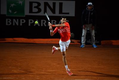 Sorpresa all'Adria Tour: Krajinovic piega Djokovic in tre set