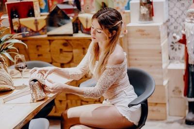 """Camila Giorgi, eleganza social: """"Quel gesto sottile chiamato attenzione"""""""