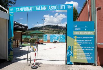 I Campionati Italiani Assoluti di Todi si giocheranno a porte aperte