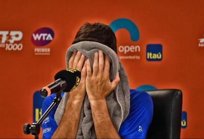 Djokovic, il leader che non dà l'esempio scaricato da tutti