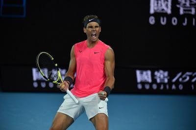 Chi rende meglio sotto pressione? Nadal in testa, secondo Roger. Nole però...