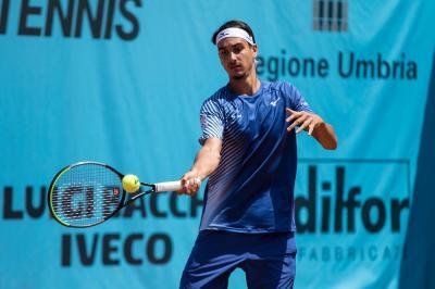 Il grande tennis prosegue a Perugia: guidano Sonego e Samsonova