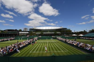 Wimbledon non avrà un'assicurazione nel 2021