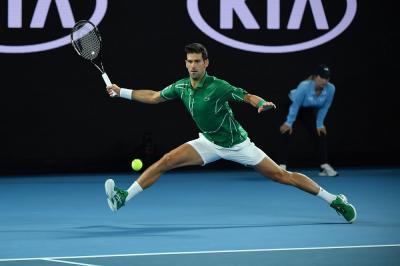 Djokovic e la moglie Jelena negativi al tampone