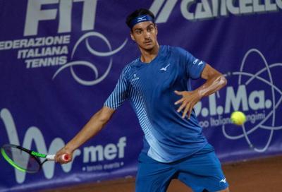 Perugia: Sonego in semifinale, Galovic elimina Andujar